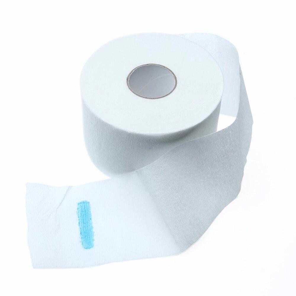 Профессиональный эластичный одноразовый Бумажный воротник для салон, Парикмахерская M02910