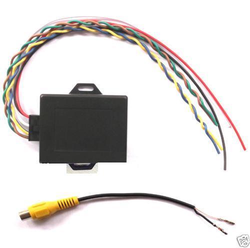 Reverse Image Emulator Camera Activator For BMW 3/5/7 Series F18 F10 F02 Fxx NBT