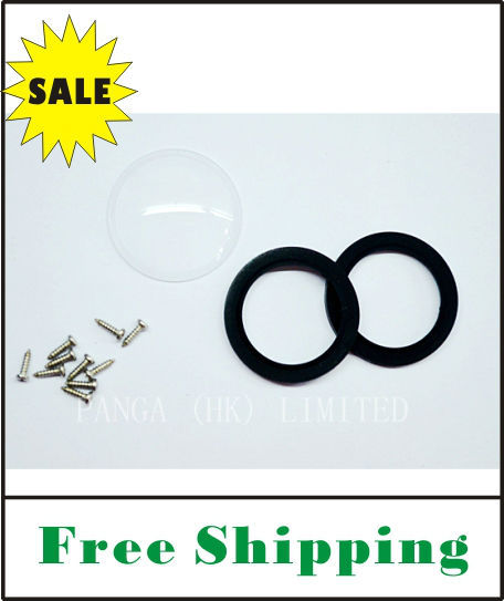 On Sale FREE SHIPPING Gopro Hero2 waterproof Lens for use in housing replacement protect