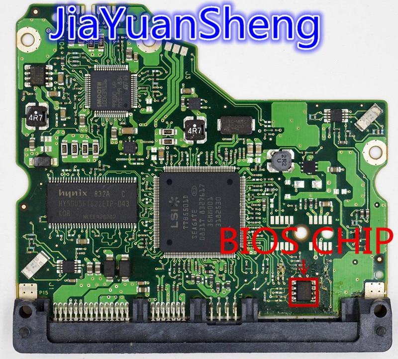 HDD PCB for JINREY / PCB 100466824 REV C , REV A ,...