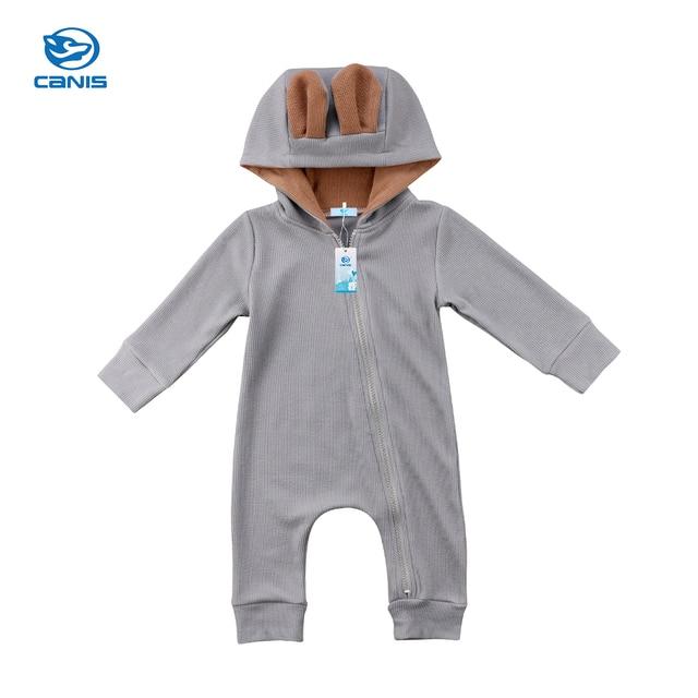 b4a9f3c3e3eb 2018 Brand New Toddler Infant Newborn Baby Boy Girl Romper Little ...