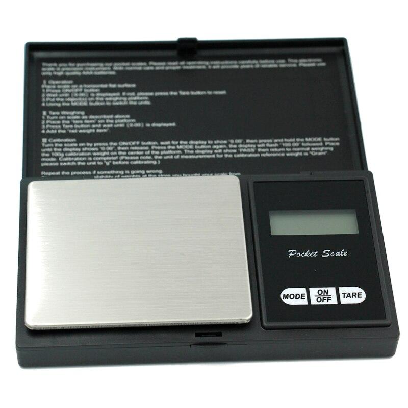 Alta precisión 200g x 0,01g Digital cocina escala joyería oro Balance peso Gram LCD Pocket ponderación balanzas electrónicas 20%