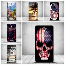 New Arrival Original Painted for Lenovo A5000 Cover Silicone Case Soft Cover for Lenovo A 5000 Cover Phone Shell