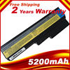 Laptop batterie Für Lenovo 3000 G430 G450 G530 G550 N500 Z360 B460 B550 V460 V450 G455 G555 Y l08s6y02
