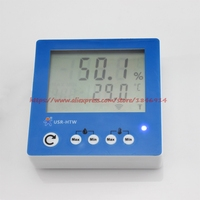 WIFI Temperature And Humidity Sensor Transmitter Temperature And Humidity Meter To Support MODBUS Mobile Remote Monitoring