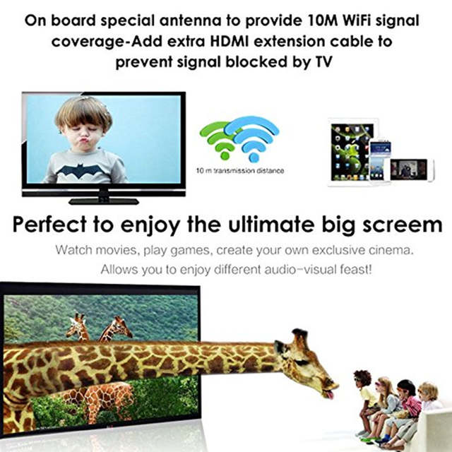 US $39 89 |G2 1080P Wifi Display Dongle Converter Adapter For Google  Chromecast 2 Digital HD HDMI Media Player Video Streamer TV Streaming on
