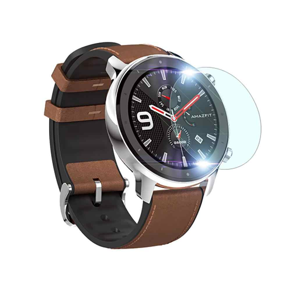 1/2/3 PCS Explosion-proof TPU Screen Protector Film Tempered Glass Protective Film For Huami AMAZFIT GTR 42/47mm Smart Watch
