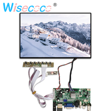 10.1 inch HDMI 1280*800 N101ICG-L21 LCD for Raspberry Pi 3B 2 1 Screen Display With Remote Driver Control Board AV VGA new kk2 1 5 pro lcd flight control board 6050mpu 644pa multirotor kk2 kk2 1 usa