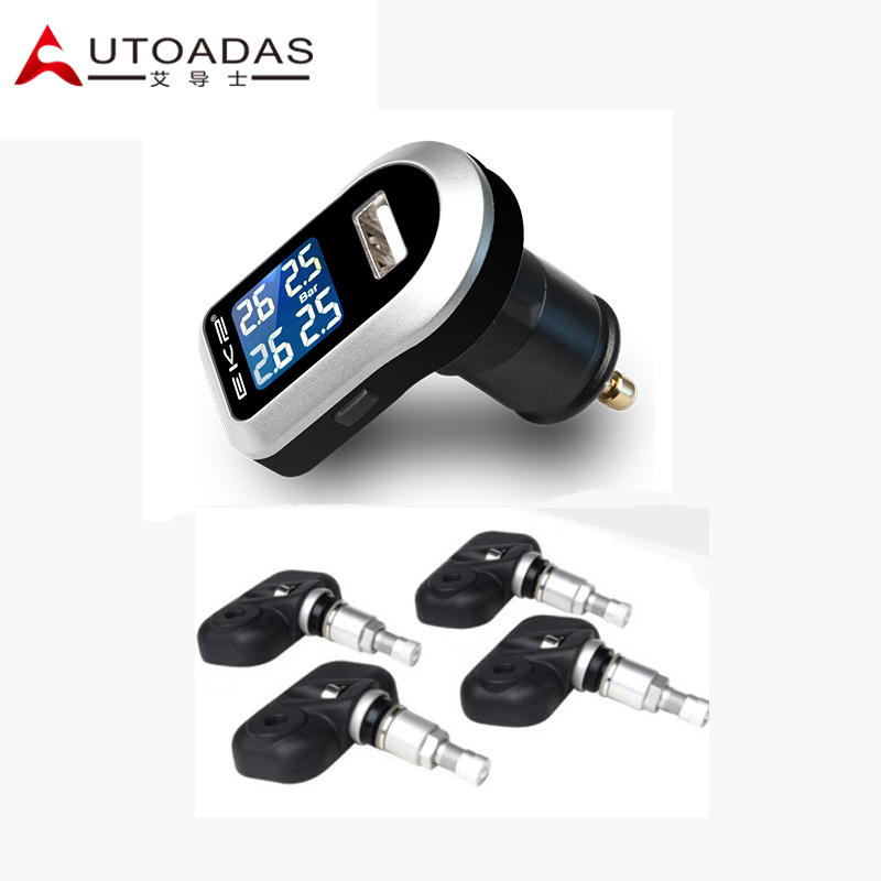 tyre pressure monitoring system with 4 internal sensors PSI/BAR car tpms  Diagnostic Tools tpms tool  diagnostic-tool