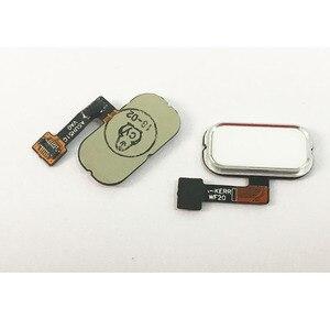 Новый для Asus Zenfone 3 ZE520KL ZE552KL датчик отпечатков пальцев кнопка домой гибкий кабель