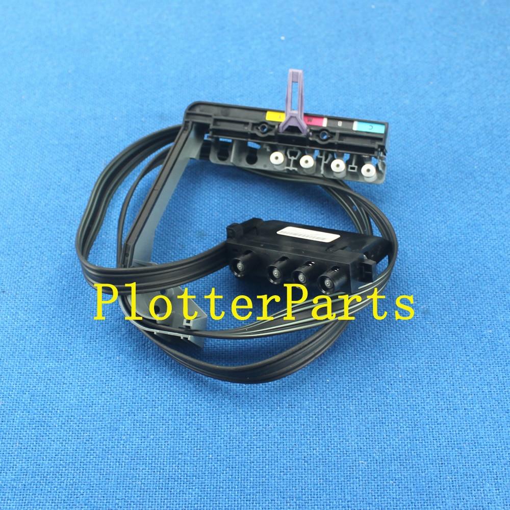 Q6655-60140 RIDS assembly for HP DesignJet 70 Original used стоимость