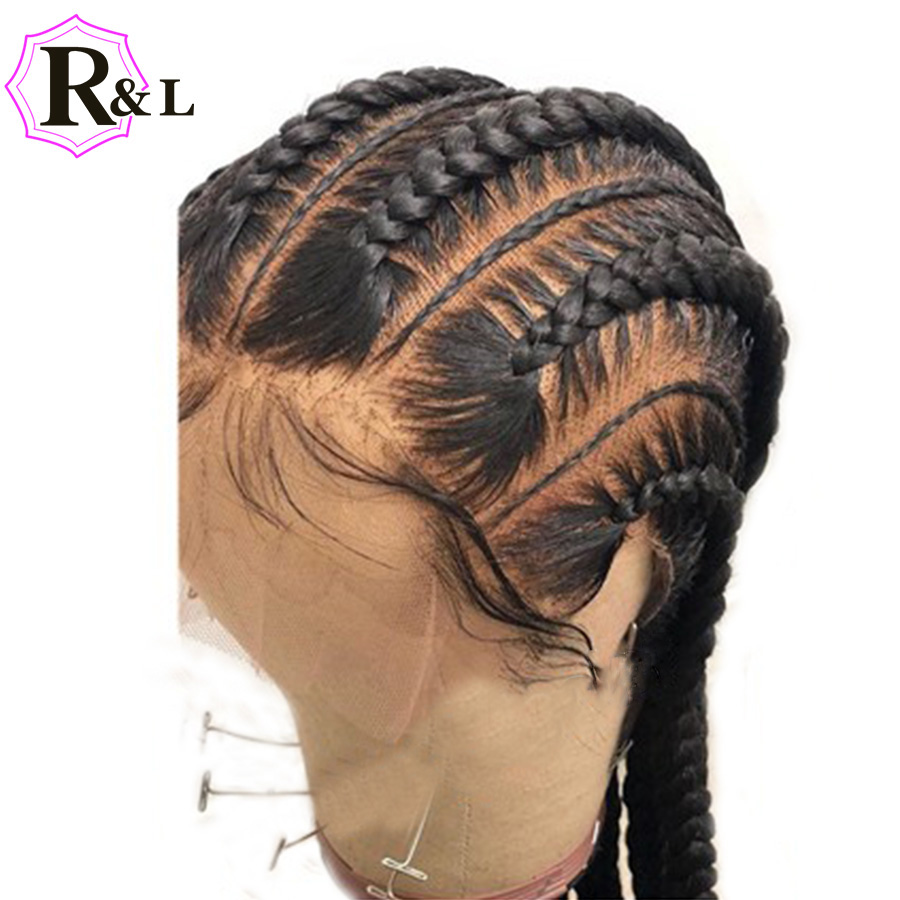 RULINDA Silky Straight Full Lace Human Hair Wigs For Women Brazilian Remy Hair Full Lace Wigs