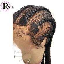 RULINDA шелковистые прямые полностью кружевные человеческие волосы парики для женщин бразильские волосы remy полностью кружевные парики предварительно выщипанные с естественной линией волос