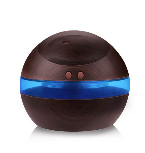 300Ml Mini Portable Wood Grain For Office Bedroom Mini Air Humidifier Ultrasonic Essential Oil Aromatherapy Diffuser creative mini table golf entertainment coffee mug 300ml for office