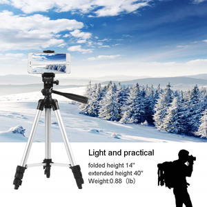 Image 5 - Tripod For Mobile Tripod Camera Dslr Stick Para Bluetooth Stand Monopod Cam Box Photo Holder Table Smartphone Tripod For Camera