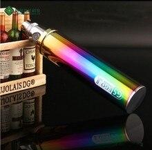 GreenSound ORIGINAL GS eGo II 2200mAh E Cigarette Battery Limited Version Rainbow Color eGo 2 Vaporizer Pen Big Capacity Battery
