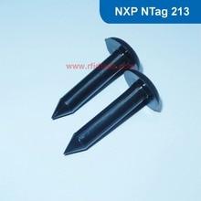 Nt03 NFC ногтей тег ISO14443A 13.56 мГц для дерева управление высокая устойчивость к влаге ( IP67 ) rfid-тегов ногтей тег с NTAG 213 чип