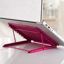 7 Height Metal Xiaomi Mi Notebook Laptop Table Cooling Stand For Ipad Macbook Notebook
