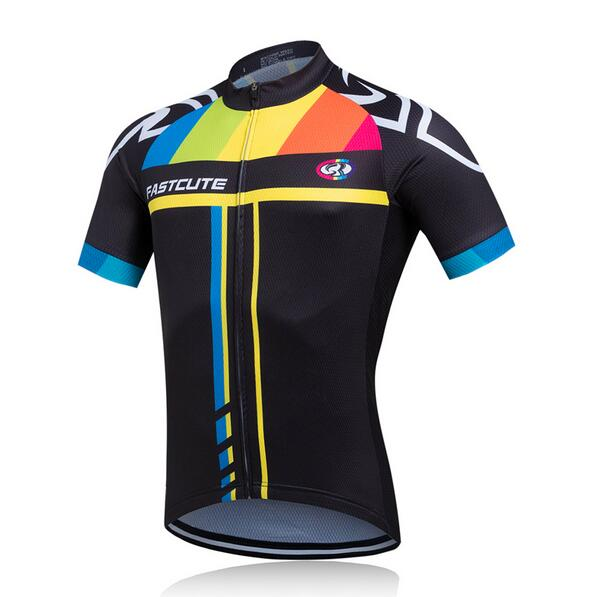 2019 Fastcute Manfrend Ropa Ciclismo MTB-fietskleding / Maillot - Wielersport