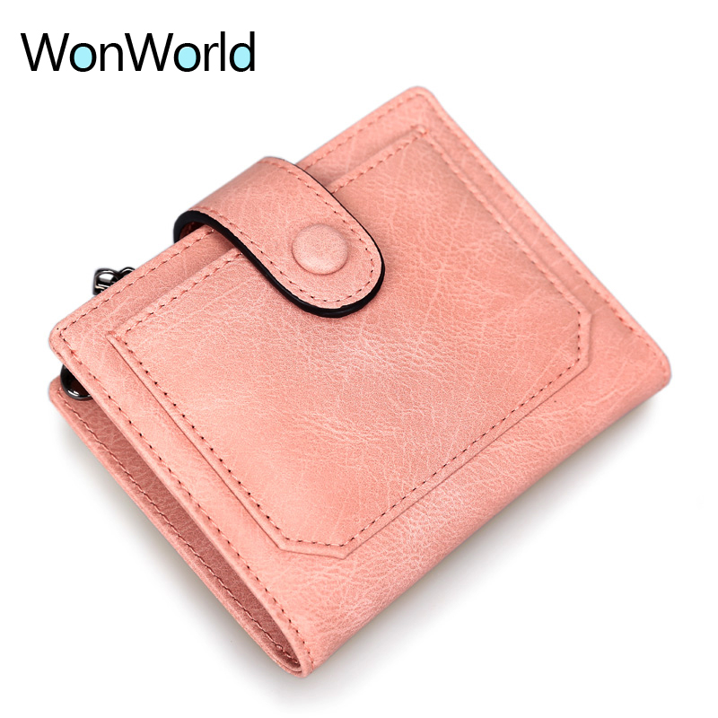 Women wallets luxury brand wallets designer purse two fold mini zipper coin pockets female short money bag Fancy Clutch Bolsa