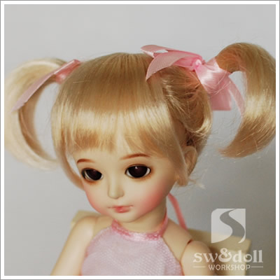 1 6 1 8 scale BJD wig hair for BJD SD DIY doll accessories Not included
