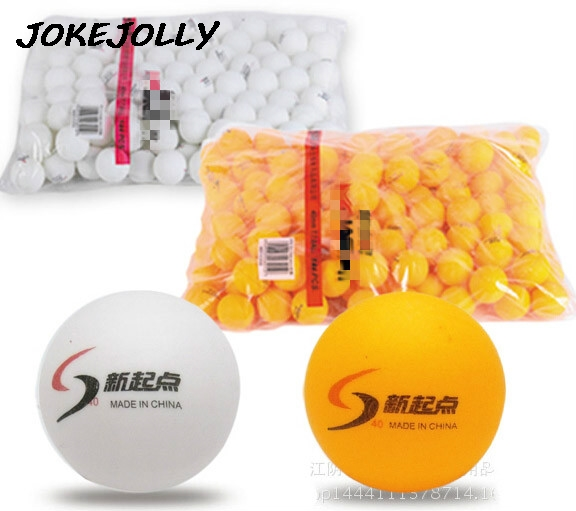 New Pcs lot Tennis Ping Pong Balls cm Table Tennis Balls Training