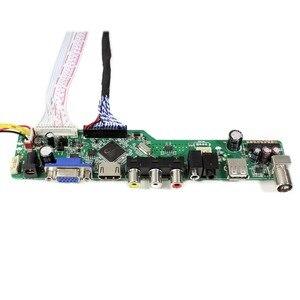 "Image 4 - HD MI TV LCD denetleyici kurulu için 23 ""LM230WF5 TLC1 LM230WF5 TLB1 1920x1080 23 inç LCD ekran USB destek Video M230WF5 TLA1"