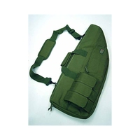 911 Tactical 29 12 70cm Wide Carry Case Rifle Gun Foam Dark Earth Olive Drab Tan CP Bag With Sling Slip