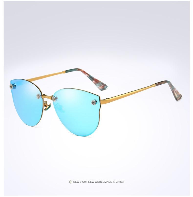 Eyecrafters Luxury Polarized Sunglasses Womens Fashion Sexy Cat Eye - Accesorios para la ropa - foto 2