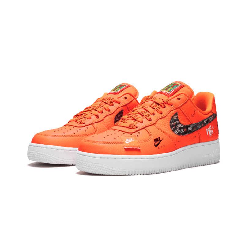 4e00e24f ... Оригинальные аутентичные Nike Air Force 1 JDI PRM Для Мужчин's Скейтбординг  обувь Спорт на открытом воздухе
