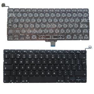 Image 1 - YALUZU новая английская клавиатура A1278 для macbook pro Unibody 13 A1278 Клавиатура