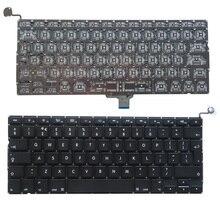 Yalumzu novo reino unido teclado a1278, para macbook pro unicorpo 13 a1278 teclado