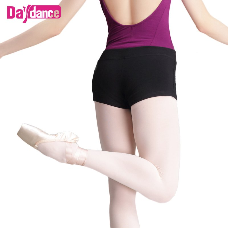 78ce50edc495 Gym Shorts Girls Black Cotton Shorts Women Trousers Sports Athletic Cycling  Running Shorts Short Pants