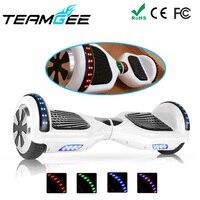 8.0 인치 킹콩 화이트 Hoverboard 전기 Hoverboard 전기 Hoverboard 자체 균형 스쿠터 10 인치 전기 외발 자전