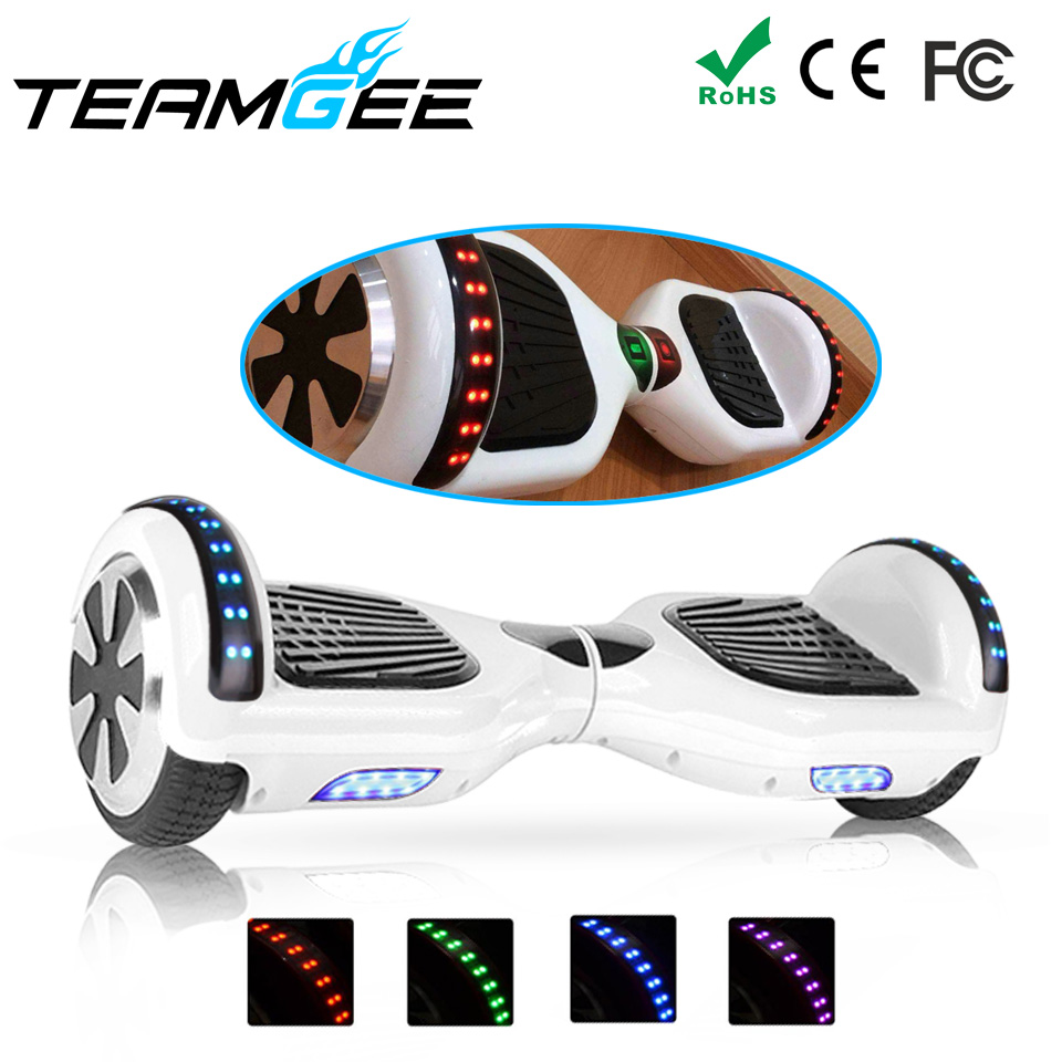 8.0Inch KING KONG White Hoverboard Electric Hoverboard Electric Hoverboard Self balancing Scooter 10 Inch Electric Unicycle