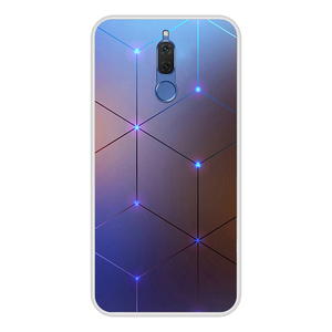Image 2 - Huawei 社メイト 10 Lite のケースシリコーンソフトカバー huawei 社 honor 9i ケースカバーかわいい Coque Fundas huawei 社ノヴァ 2i 電話ケース