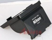 Cámara campana LCD Protector de pantalla y parasol cubierta del Protector sombra para Nikon cámara D200 envío gratis