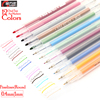 KNOW 12 Colors Artist Twin Dual Art Marker Pen 0.4mm Fine Tip Watercolor Sketch Markers for School Supplies
