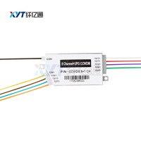 1pairs single fiber 4channel mini ccwdm module 1270, 1310, 1330 and 1490nm