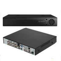 Hiseeu 4CH 8CH 1080N 5 in 1 DVR video recorder voor Analoge AHD camera IP camera P2P cctv systeem DVR H.264 VGA hdmi-uitgang XMEYE