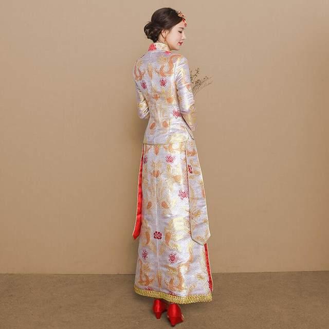 Vestidos de noche tipo kimono