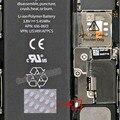 Для iphone 5 материнская плата инспекции наклейка вода [ компактный ] жк-дисплей материнская плата вода чувствительная клейкий полоска