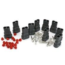 Bulb-Socket Xenon Adapter-Plug Car 9005 9006 10pcs HB4 H10 HID Halogenlamp Male HB3 2047--10