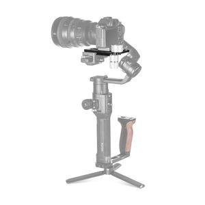 Image 5 - SmallRig BMPCC 4k Camera Contrappeso Piastra di Montaggio per DJI Ronin S del Giunto Cardanico Per Sony/per Canon/Per nikon Fotocamera 2308