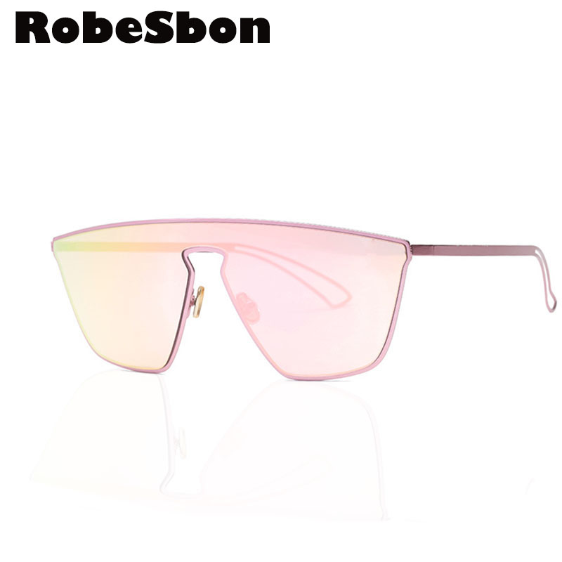 2017 Women Rimless Sunglasses Women D Style or Ladies Retro Pink font b Glasses b font