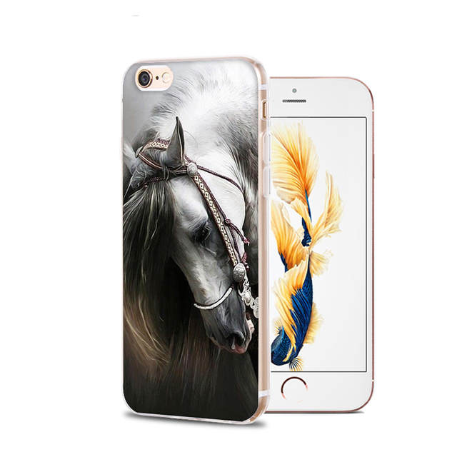 iphone 6 plus coque cheval
