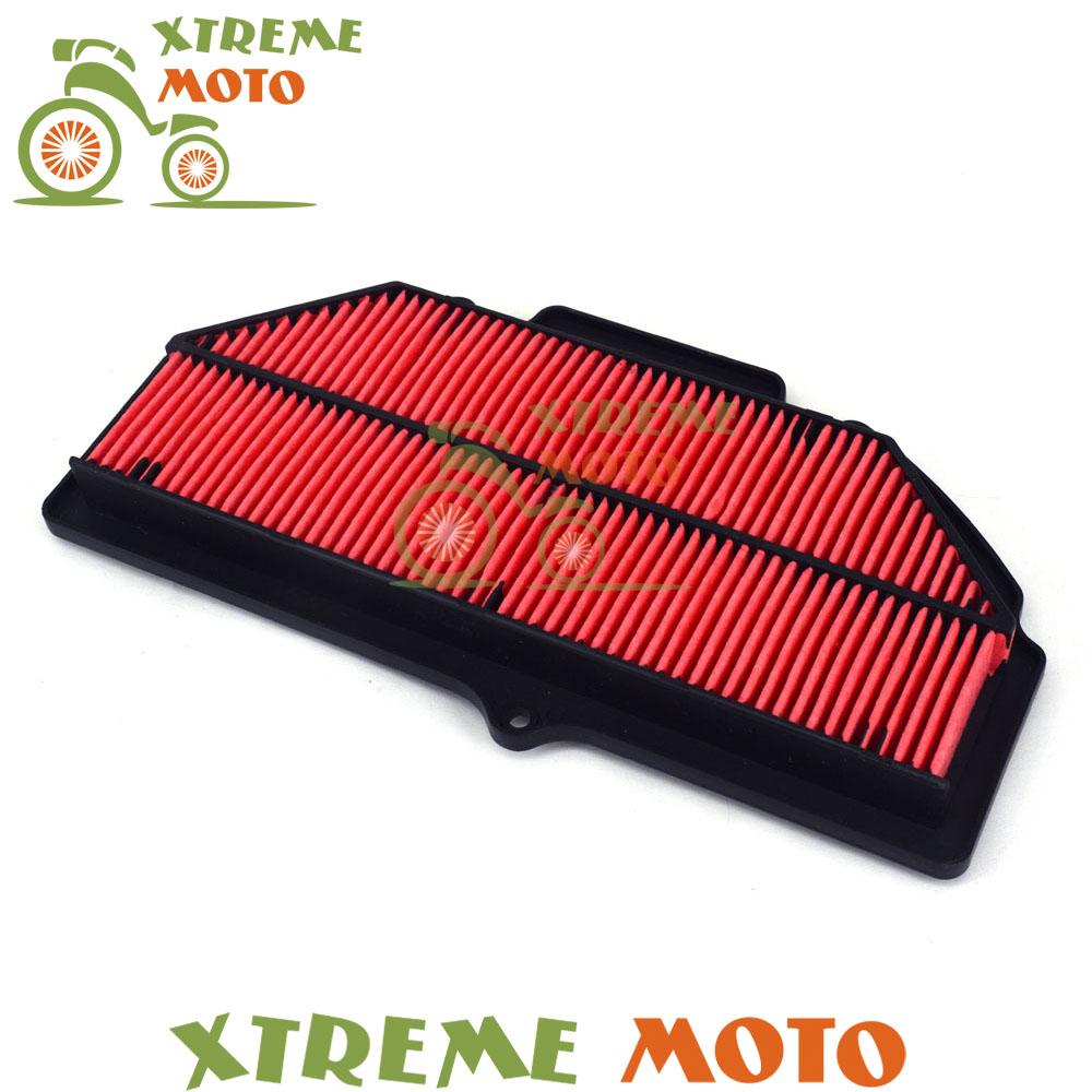 New Motorcycle Motorbike Air Filter Intake Cleaner Grid For GSXR1000 GSXR 1000 GSX-R1000 K9 2009-2016 10 11 12 13 14 15