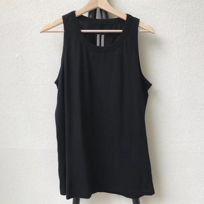 2018ss Owen Seak mężczyźni T koszula Gothic czarny biały lato koszulki T Shirt w Koszulki od Odzież męska na  Grupa 1