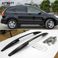 Aluminium Alloy Car Roof Rack For Honda CR V CRV 2007 2008 2009 2010 2011 Side Rails Bars Outdoor Travel Luggage 2Pcs
