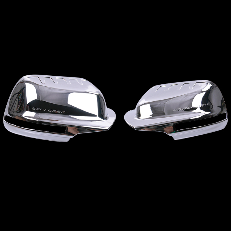 For Ford Explorer 2013 2015 Car Side Door Rearview Wing Mirror